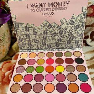 I want money palette